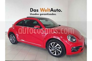 Volkswagen Beetle Sound Tiptronic usado (2018) color Rojo precio $299,450