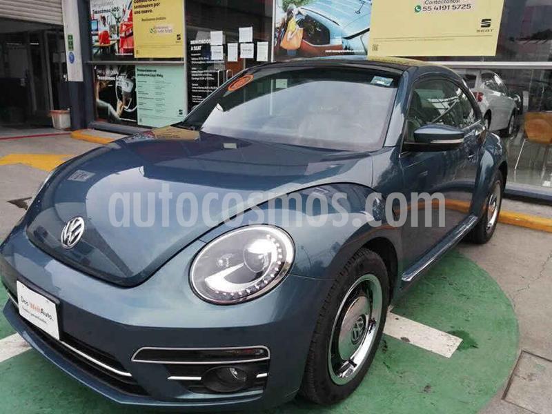Volkswagen Beetle Coast Tiptronic usado (2018) color Verde precio $295,000