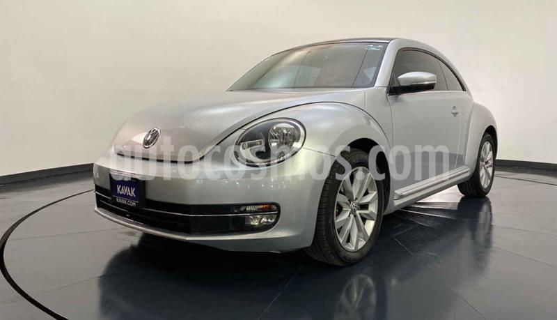 Volkswagen Beetle Sport Tiptronic usado (2014) color Plata precio $187,999