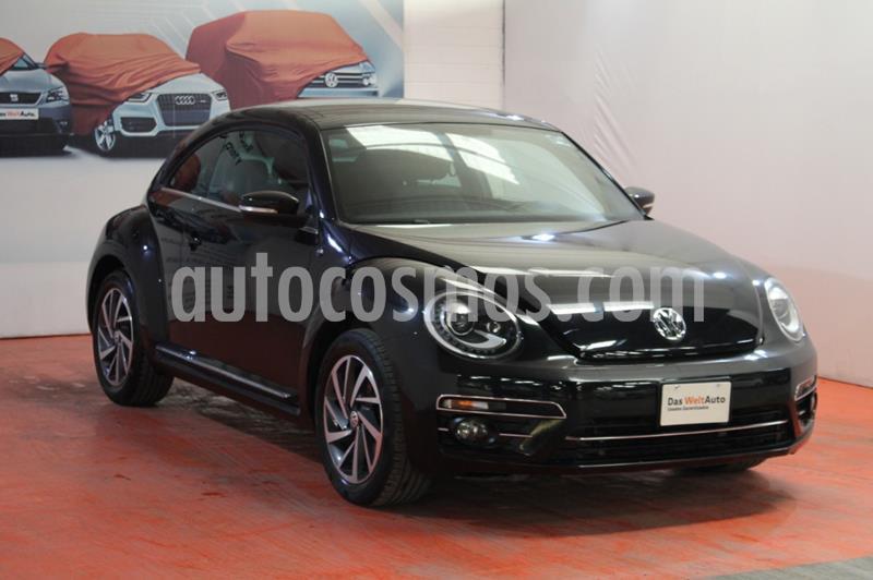 Volkswagen Beetle Sound usado (2018) color Negro precio $279,000