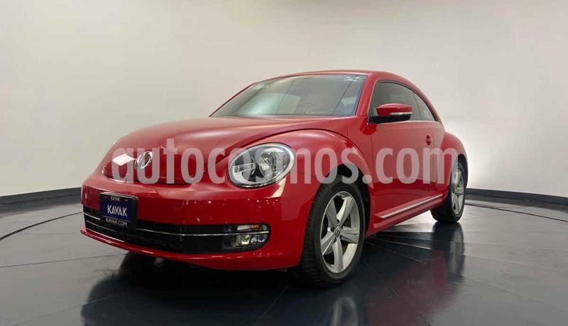 Volkswagen Beetle R Line usado (2015) color Rojo precio $212,999
