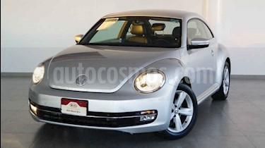 Volkswagen Beetle Sport usado (2016) color Plata precio $193,000