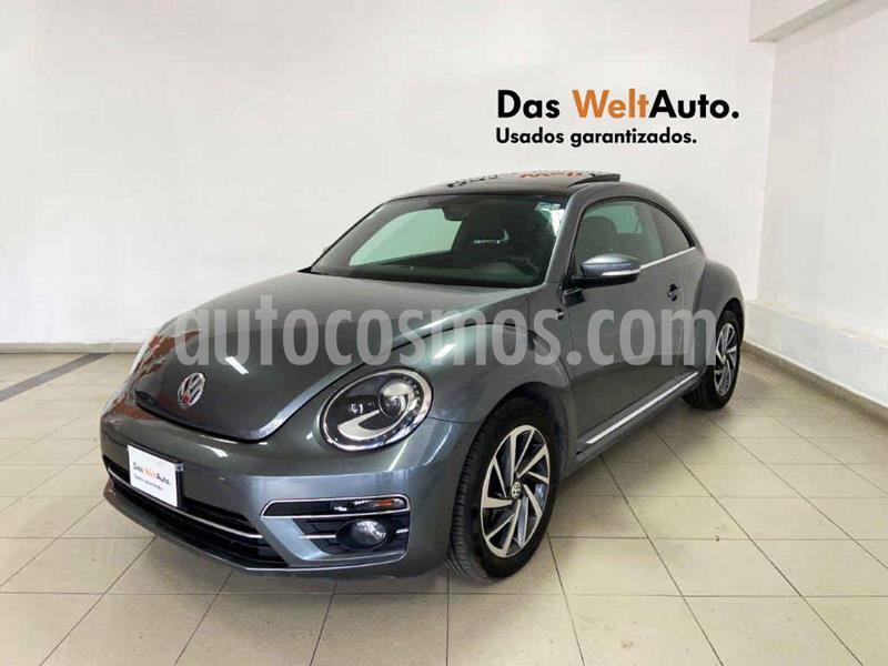 Volkswagen Beetle Sound Tiptronic usado (2018) color Gris precio $295,766