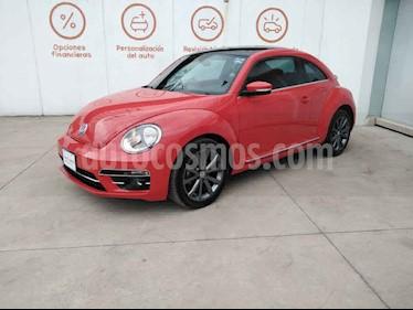 Volkswagen Beetle 2p Sport L5/2.5 Man usado (2017) color Rojo precio $235,000