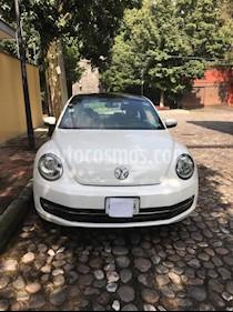 Volkswagen Beetle Sport Tiptronic usado (2013) color Blanco Candy precio $165,000