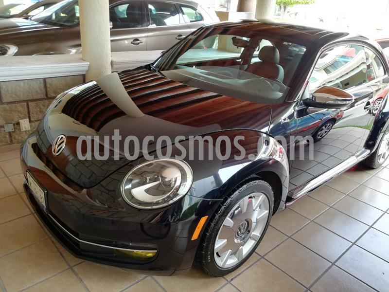 Volkswagen Beetle Sport Tiptronic usado (2013) color Negro precio $195,000