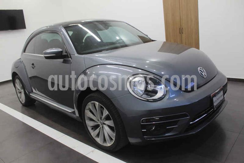 Volkswagen Beetle Sport Tiptronic usado (2017) color Gris precio $249,000