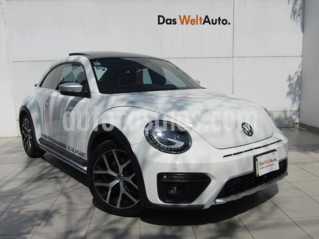 Volkswagen Beetle Dune DSG usado (2018) color Blanco precio $349,000