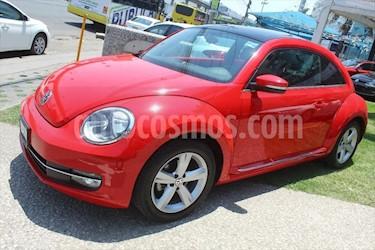 Volkswagen Beetle SPORT L5/2.5 AUT usado (2015) color Rojo precio $205,000