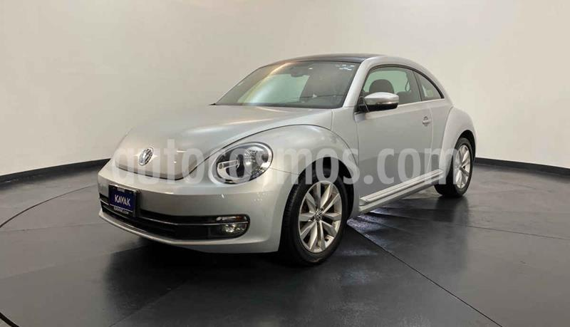 Volkswagen Beetle Sport Tiptronic usado (2014) color Plata precio $182,999