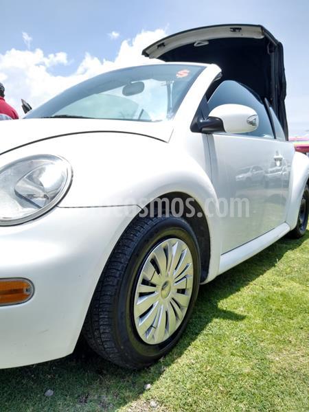 Volkswagen Beetle Cabriolet 2.0 usado (2005) color Blanco precio $79,000