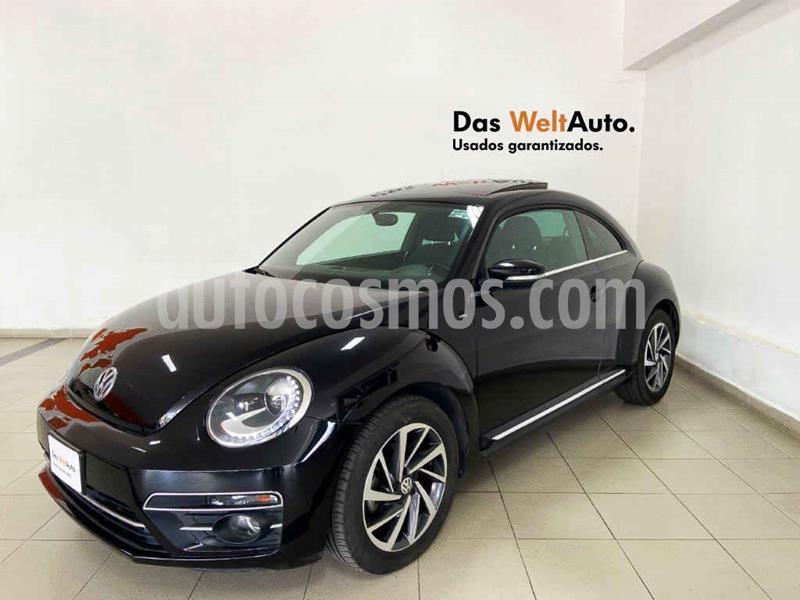 Volkswagen Beetle Sound Tiptronic usado (2018) color Negro precio $286,597