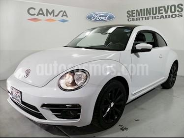Volkswagen Beetle SPORTLINE STD usado (2017) color Blanco precio $252,900