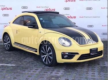 Volkswagen Beetle 2p Turbo R L4/2.0/T Aut usado (2014) color Amarillo precio $210,001