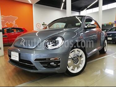 Volkswagen Beetle Final Edition usado (2019) color Azul Metalizado precio $358,000