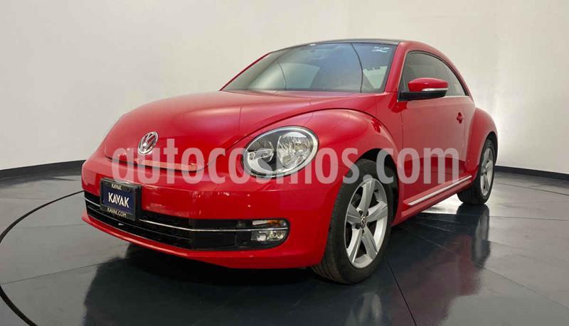 Volkswagen Beetle Sportline usado (2016) color Rojo precio $232,999