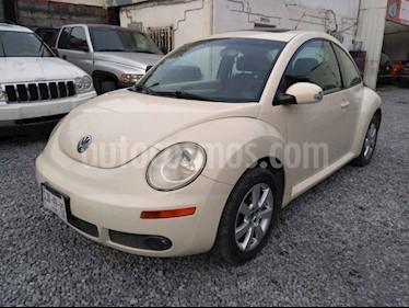 Volkswagen Beetle GLS 2.0 Aut usado (2010) color Beige precio $110,000