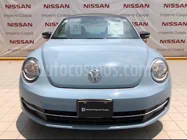 Volkswagen Beetle Sport Tiptronic usado (2014) color Azul Denim precio $179,000