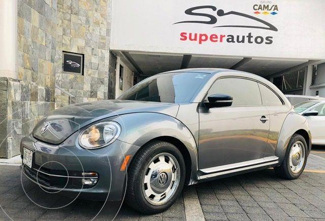 Volkswagen Beetle Sport Tiptronic usado (2012) color Gris Oscuro precio $159,100
