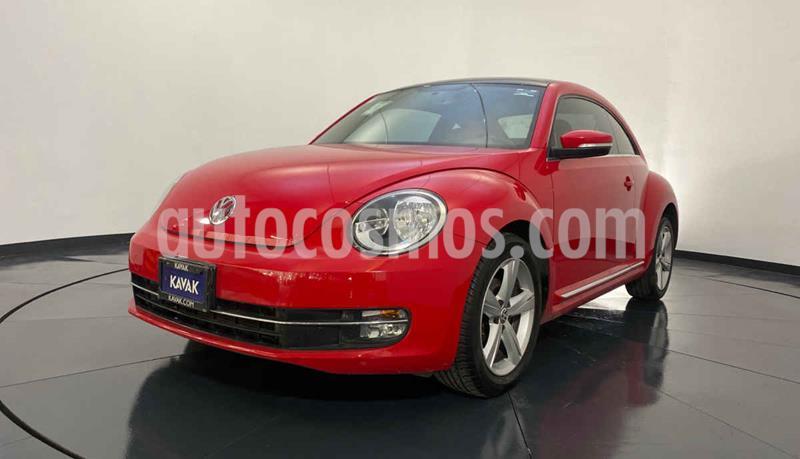 Volkswagen Beetle Allstar Tiptronic usado (2016) color Rojo precio $229,999