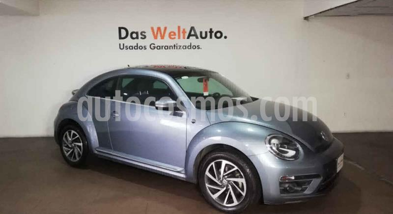 Volkswagen Beetle Sound usado (2018) color Azul precio $279,000