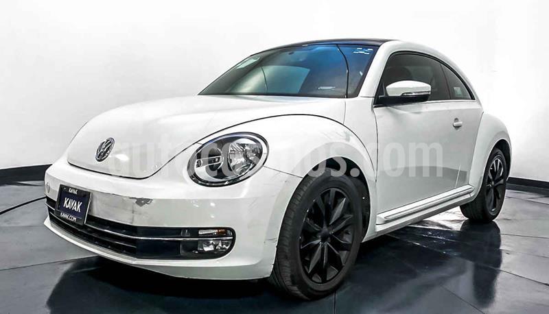 Volkswagen Beetle Sport Tiptronic usado (2014) color Blanco precio $187,999