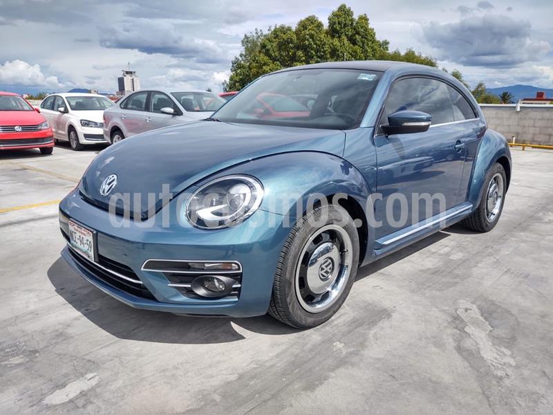 Volkswagen Beetle Coast Tiptronic usado (2018) color Gris precio $325,000