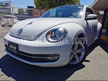 Volkswagen Beetle GLS 1.8T Sport usado (2016) color Blanco precio $220,000