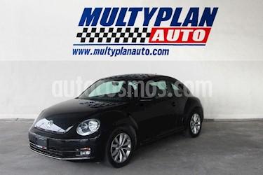 Volkswagen Beetle 10 anos usado (2014) color Negro precio $189,000