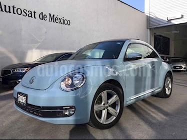 Volkswagen Beetle 2p Sport L5/2.5 Man usado (2015) color Azul precio $197,000