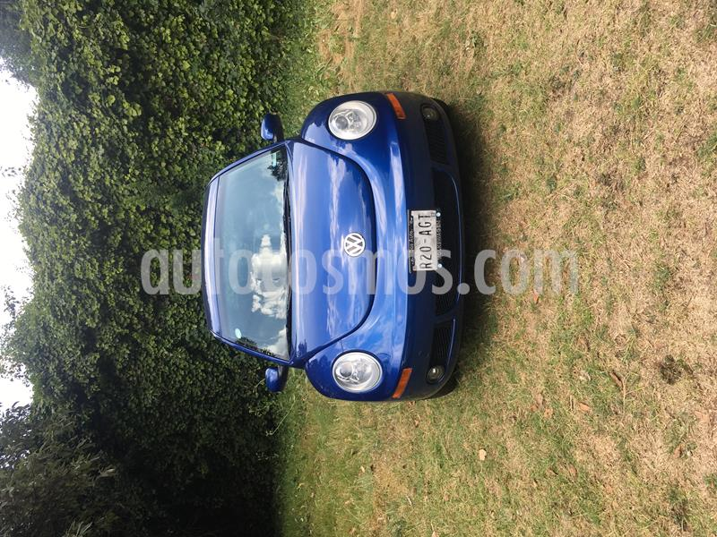Volkswagen Beetle GLS 2.0 Aut usado (2008) color Azul Electrico precio $82,000