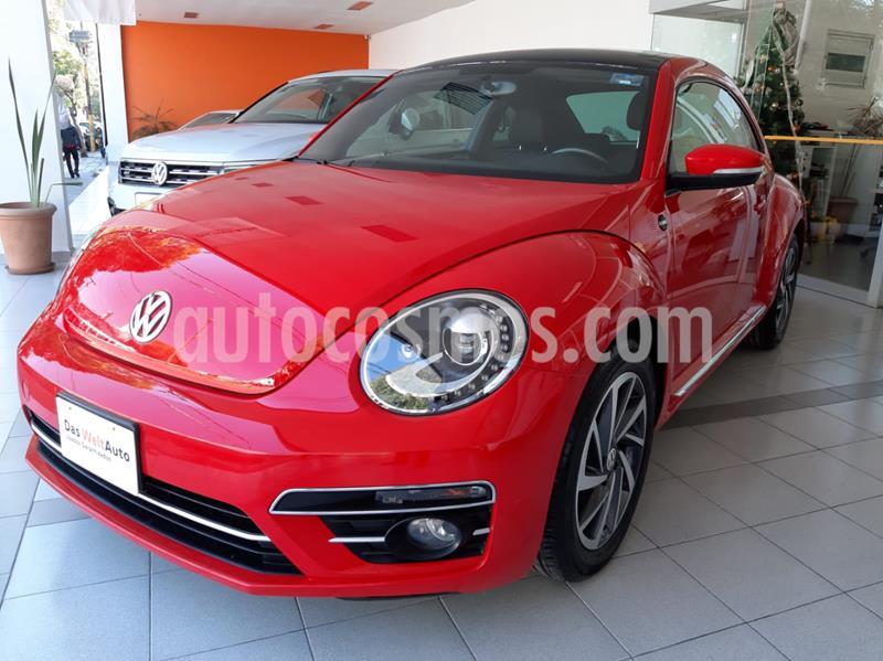 Volkswagen Beetle Sound usado (2018) color Rojo precio $348,000