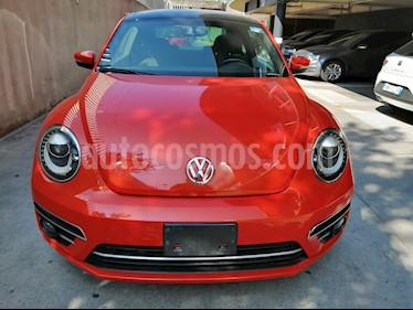 Volkswagen Beetle Sound usado (2018) color Naranja precio $300,000