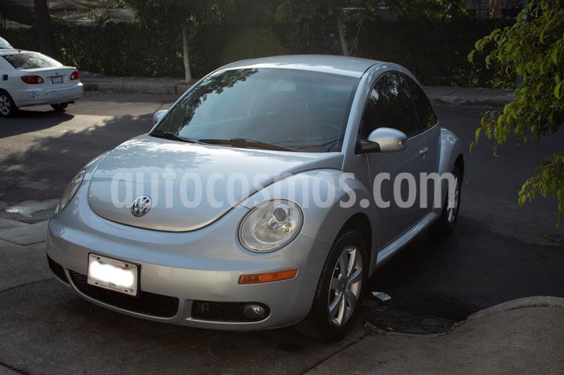 Volkswagen Beetle GLS 2.0 usado (2009) color Plata precio $94,000