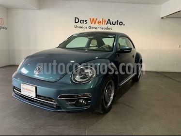 Volkswagen Beetle Coast Tiptronic usado (2018) color Azul precio $310,000