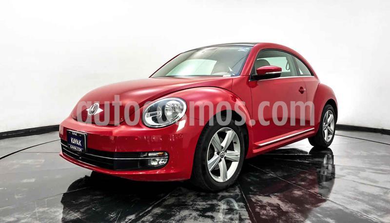 Volkswagen Beetle Allstar Tiptronic usado (2016) color Rojo precio $214,999