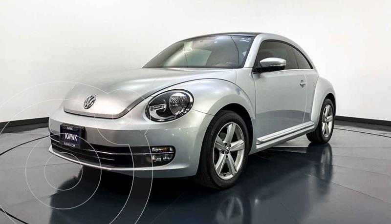 Volkswagen Beetle Sportline usado (2016) color Plata precio $224,999