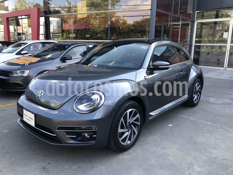 Volkswagen Beetle Sportline Tiptronic usado (2018) color Gris precio $278,990