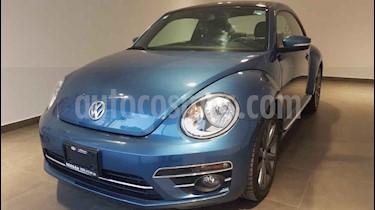 Volkswagen Beetle 2p Sportline L5/2.5 Aut usado (2018) color Azul precio $302,492