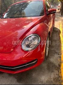 Volkswagen Beetle GLS 2.0 Tiptronic usado (2012) color Rojo precio $125,000