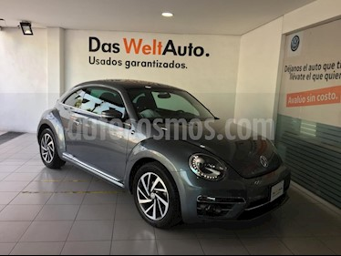 Volkswagen Beetle Sound usado (2018) color Gris precio $354,000