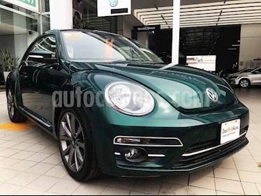 Volkswagen Beetle Sportline Tiptronic usado (2017) color Verde precio $280,000