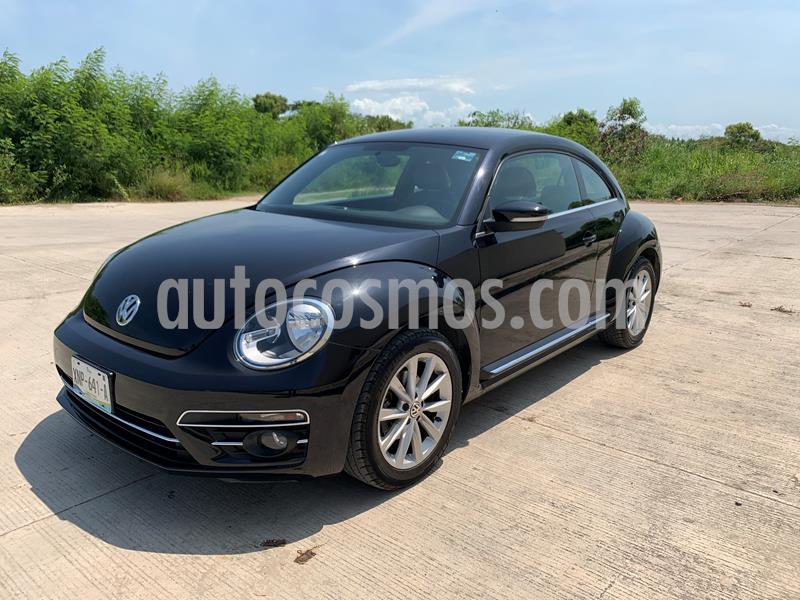 Volkswagen Beetle Sport Tiptronic usado (2017) color Negro Profundo precio $240,000