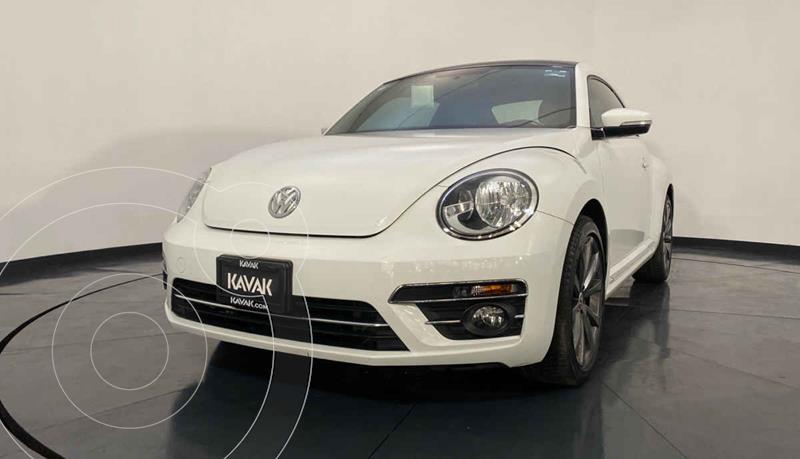 Volkswagen Beetle Allstar Tiptronic usado (2016) color Blanco precio $267,999