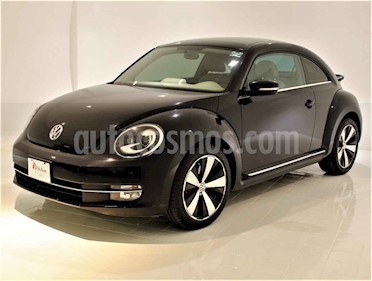 Volkswagen Beetle 2p Turbo L4/2.0/T Aut usado (2015) color Negro precio $225,000