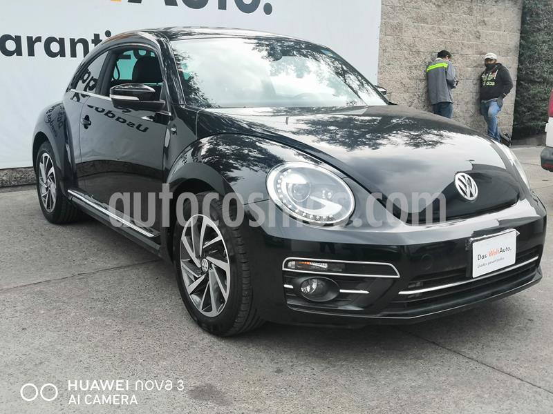 Volkswagen Beetle Sound Tiptronic usado (2018) color Negro precio $289,000