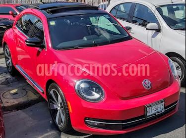 Volkswagen Beetle Turbo DSG usado (2013) color Rojo Tornado precio $190,000