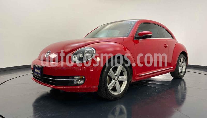 Volkswagen Beetle Sportline usado (2016) color Rojo precio $224,999
