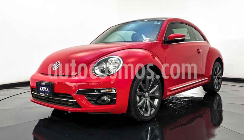 Volkswagen Beetle Sportline usado (2017) color Rojo precio $257,999