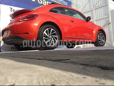 Volkswagen Beetle Final Edition usado (2018) color Naranja precio $329,000